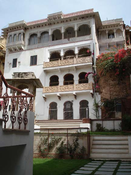 View of Haveli